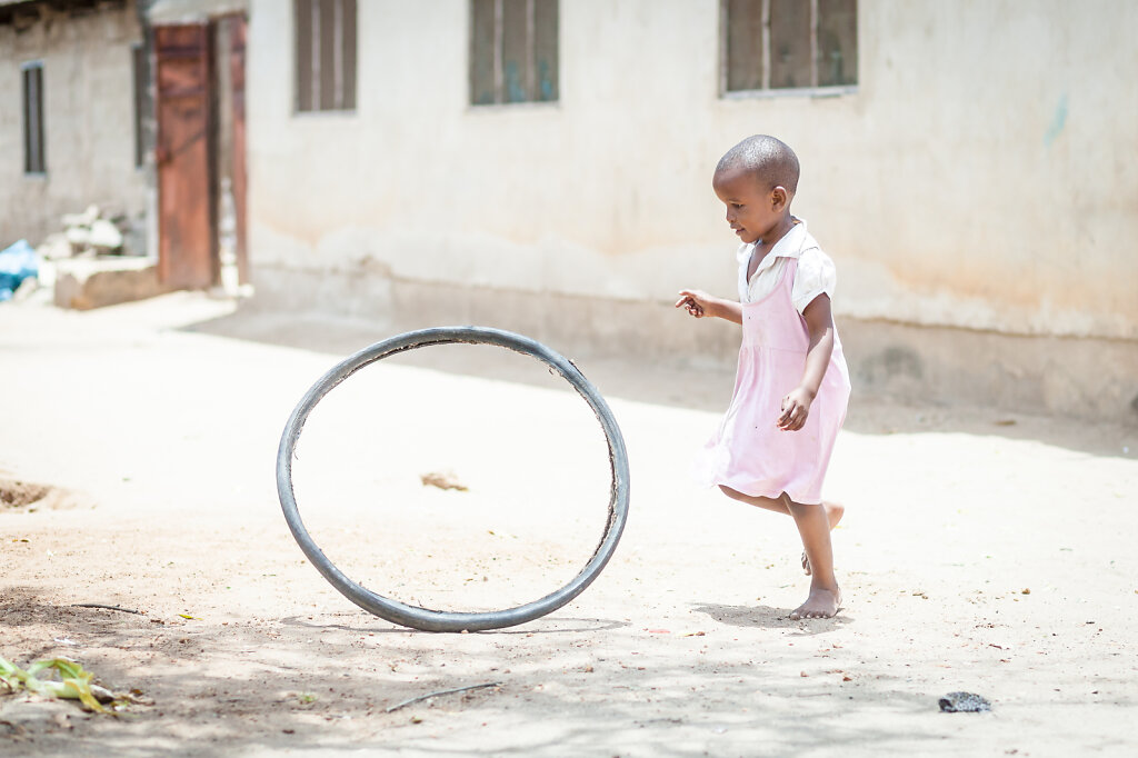 Børn i Afrika V