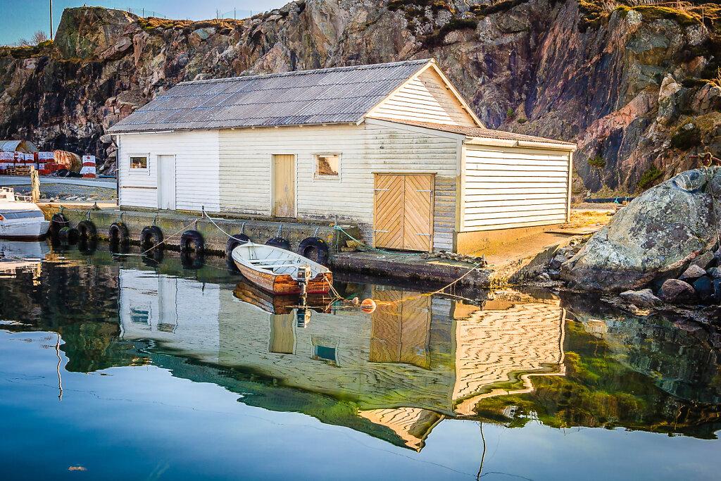Bådhus, Norge