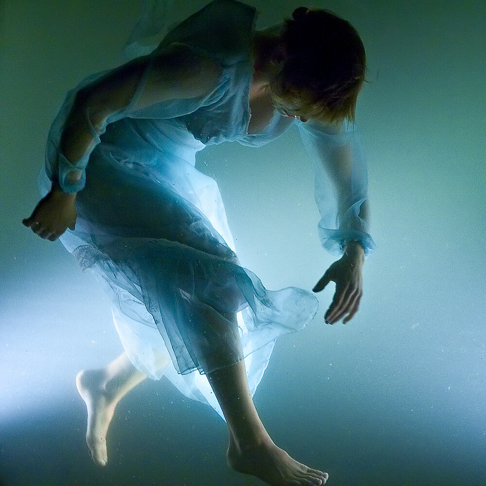 Undervandsdans