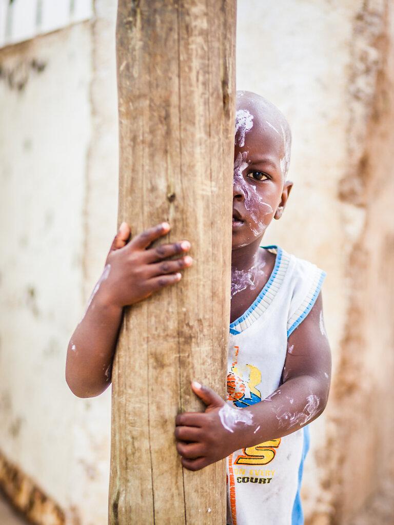 Børn i Afrika XII