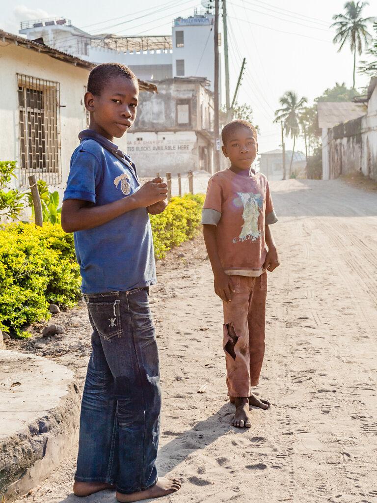 Børn i Afrika XI
