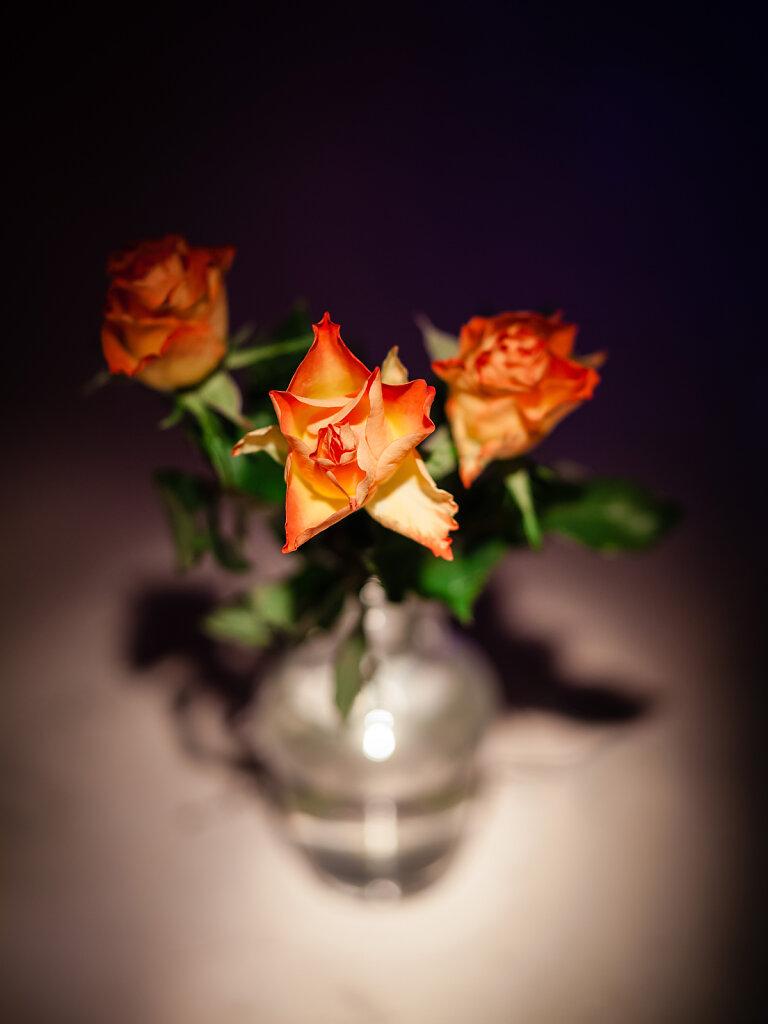 De tre blomster
