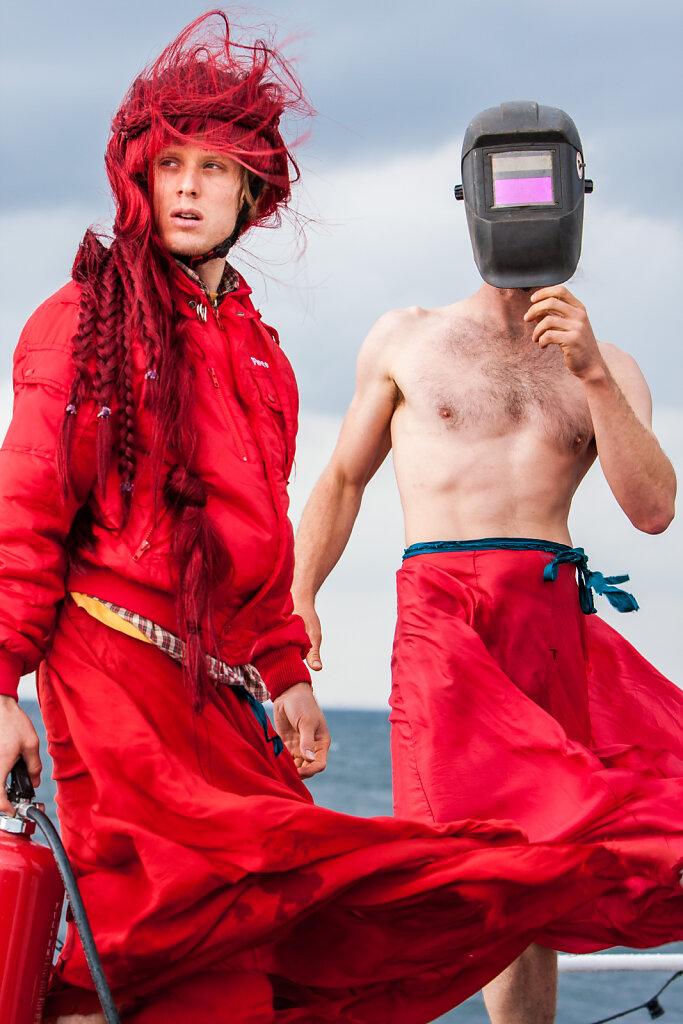 Skibsdanserne