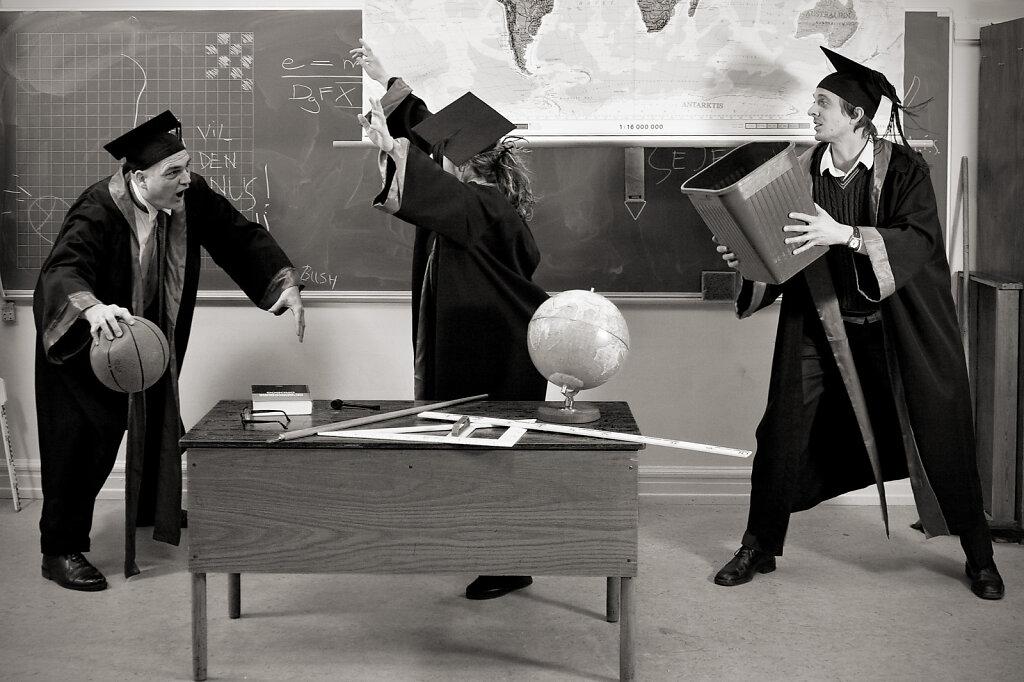Professerne