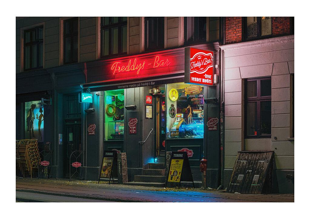 109 Freddy's Bar, Copenhagen, Denmark